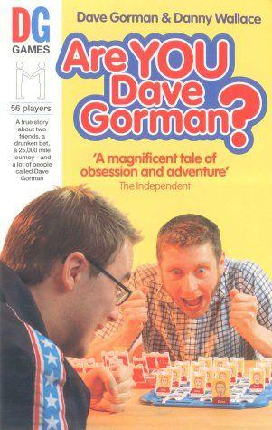 Dave Gorman - Are You Dave Gorman?
