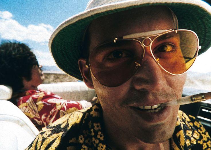 Johnny Depp Las Vegas Parano écrivain