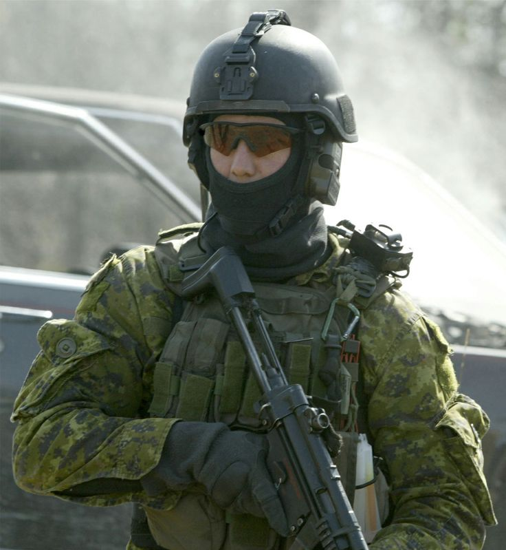 how to become special forces canada
