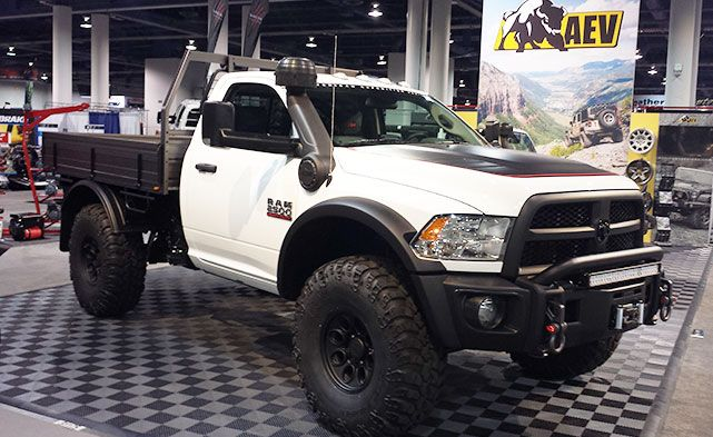 Pin By Timbren Industries On Sema 2014 Dodge Trucks