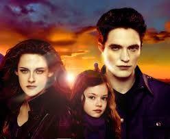 Bella Edward & renesmee