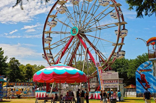 Annual memories at The Alameda County Fair from 1972-now