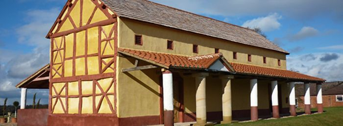 Wroxeter, England ~ WROXETER ROMAN CITY  http://www.english-heritage.org.uk/daysout/properties/wroxeter-roman-city/  http://www.shropshiretourism.co.uk/attractiondetails.php?estid=738