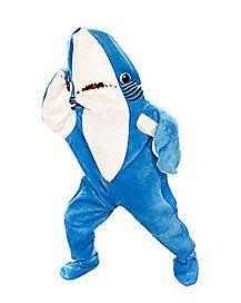 Katy Perry Left Blue Shark Adult Costume – Carlos Michael Communications