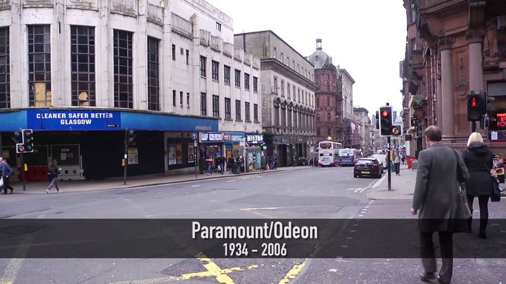 Great Youtube feature on old Glasgow Cinemas