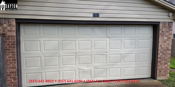 How to Replace Broken Garage Door Cable  Many things may go wrong with the functioning of a garage door, and you can try to fix some of them yourself. Don't go on trying if the door is not responding as you expect. You can replace a broken garage door cable easily …for more details visit : http://www.daytongaragedoorexperts.com/blog/guardian-628-pro-series-34-hp-garage-door-opener-features/