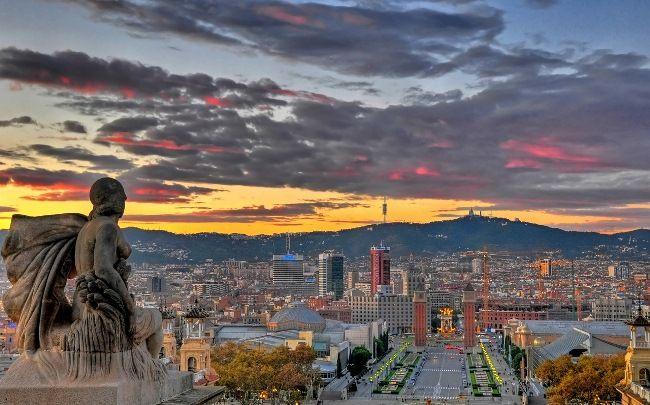 Estilo de Vida: Barcelona - Lembrando .....
