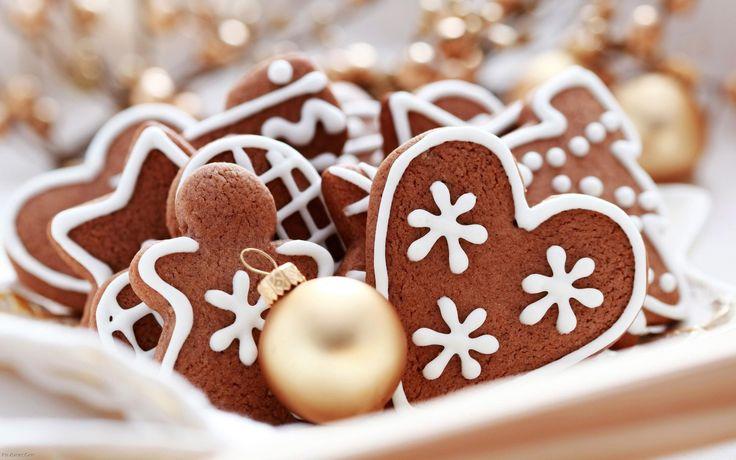 Santa's Favourite Gingerbread Cookies — Santa's Parade of Lights