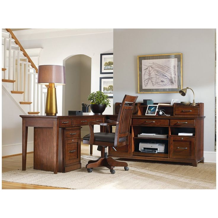 Hooker Furniture Home Office Inspiration Decorating Design