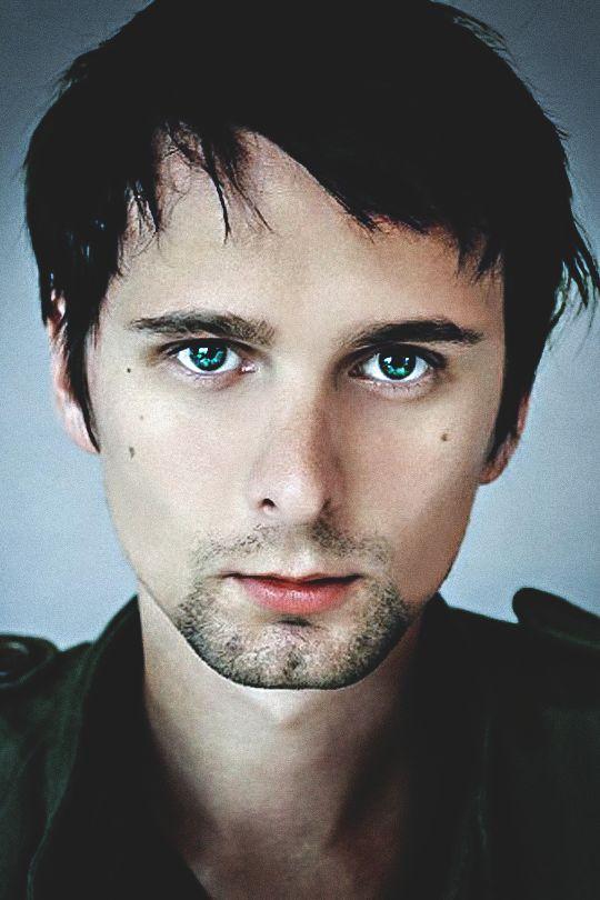Matt .... those eyes ... #MattBellamy #Muse #Blueeyes