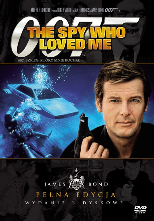 Szpieg, który mnie kochał / The Spy Who Loved Me
