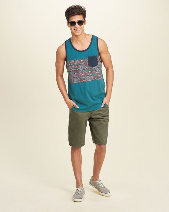 b26e4568fdf Teenage Boys Dressing – 20 Summer Outfits For Teenage Guys