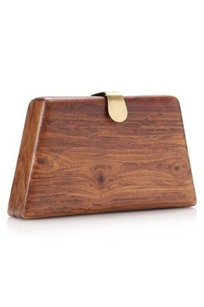 wood clutch: French Connection, Evening Bags, Wood Jewelryhandbagsclutch, Wooden Clutches, Wood Jewelry Handbags Clutches, Connection Clutches, Clutches Purses, Clutches Handbags, Wood Grain