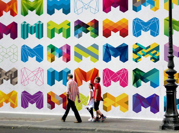 City of Melbourne identity