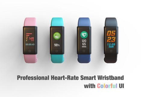 Free shipping world wide ​Y03s Color Screen Smart Bracelet Wrist Watch with Blood Pressure Heart Rate Monitor ​Deks