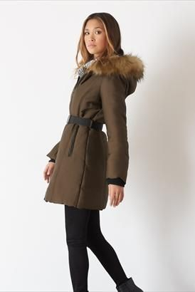 Our warmest winter coat! No more sacrificing style for warm
