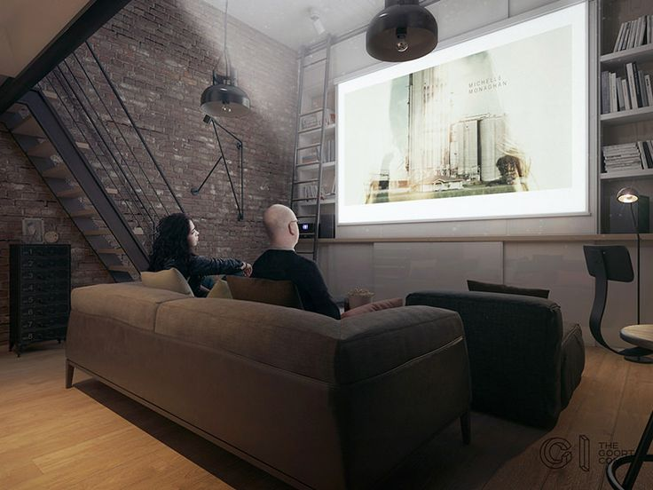 Imagine morar em um pequeno apartamento onde o ambiente principal se ajusta de acordo com às necessidades do momento? É justamente isso que acontece neste