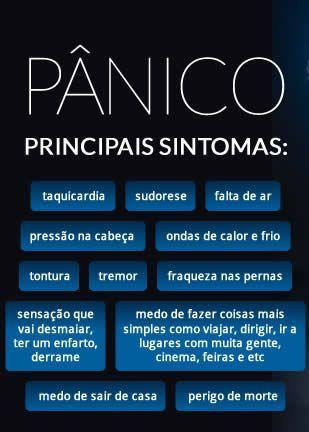 Queria tratar de um assunto bem sensível para muitos, e que me afeta. Síndrome do Pânico ou Transtorno do pânico A síndrome do pânico é um tipo de transtorno de ansiedade onde ocorrem ataques repet…