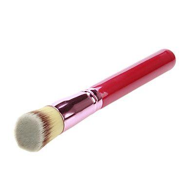 Professional Makeup Foundation Soft Blush Brush(Red) – GBP £ 2.75