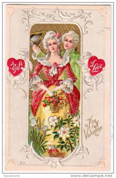vintage style valentine cards jpg 853x1280