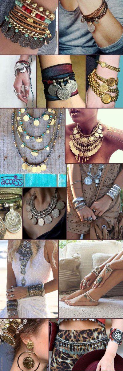 tendencias, bijoux, coins, moedas, moedinhas, biju, acessorios de moda