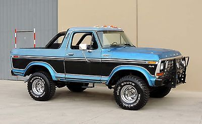 original ford bronco | ... Original,1979 Ford Bronco,100% Rust Free, 4x4, Runs Great! Nice Bronco