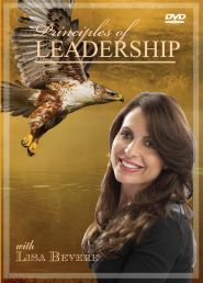 PRINCIPLES OF LEADERSHIP WITH LISA BEVERE by LISA BEVERE. Passionate. Edgy. Relatable. Powerful. Funny. These words describe Lisa Bevere international speaker, bestselling author, and co-host of The Messenger television. Available from CUM Books.