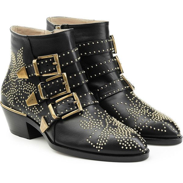 17 Best ideas about Studded Ankle Boots on Pinterest | Chloe boots ...