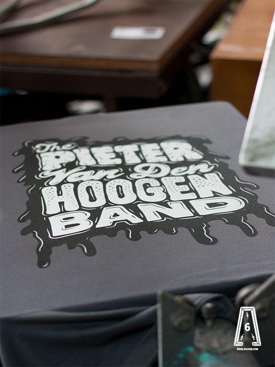 Pieter Van Den Hoogen Band Merchandise