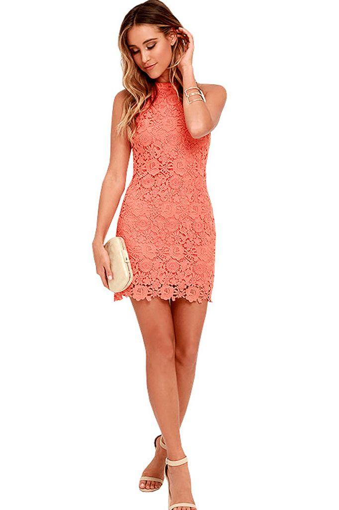 Charlotte Lace Dress