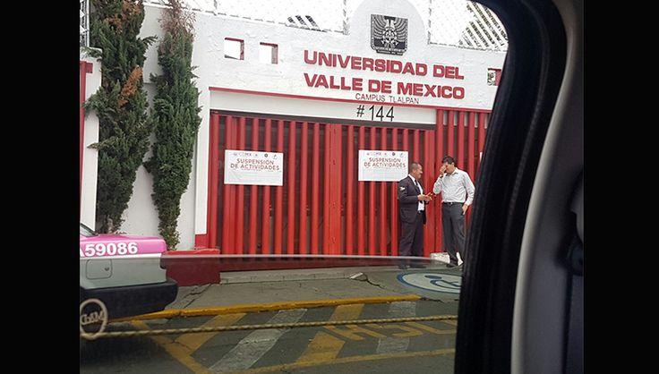 #DESTACADAS:  Plantel de la UVM, en suspensión de actividades - Diario Deportivo Record