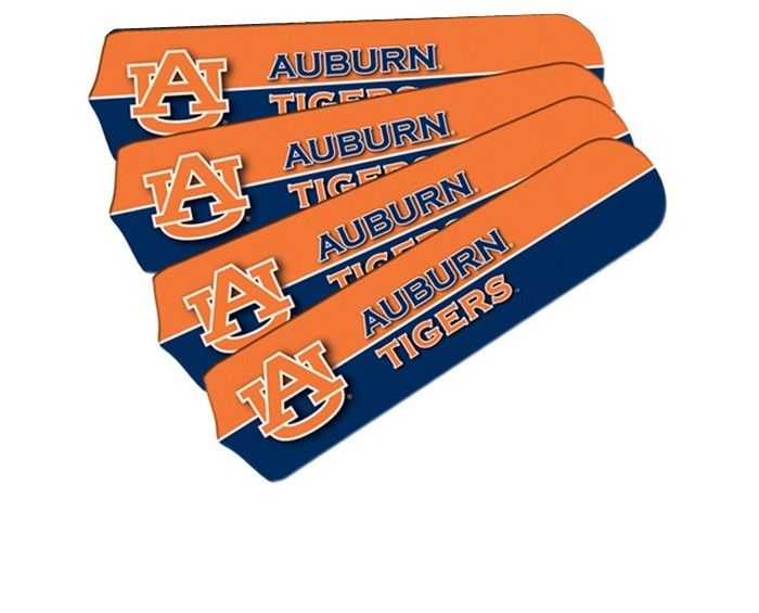 Use this Exclusive coupon code: PINFIVE to receive an additional 5% off the Auburn Tigers 42-Inch Ceiling Fan Blade Set at SportsFansPlus.com