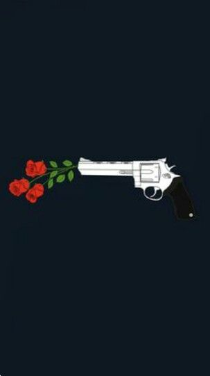 Guns and Roses. Follow me for more!