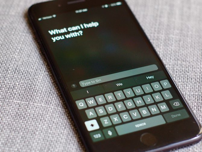 How to type instead of talk to Siri - CNET