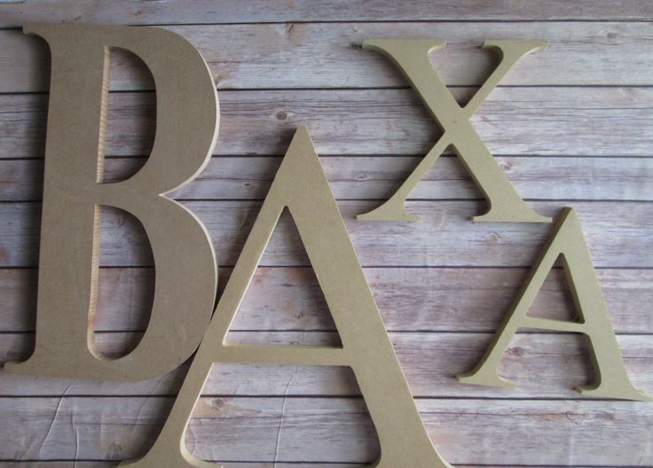 Decorative Wall Letters 57 best letters images on pinterest | nursery letters, decorative