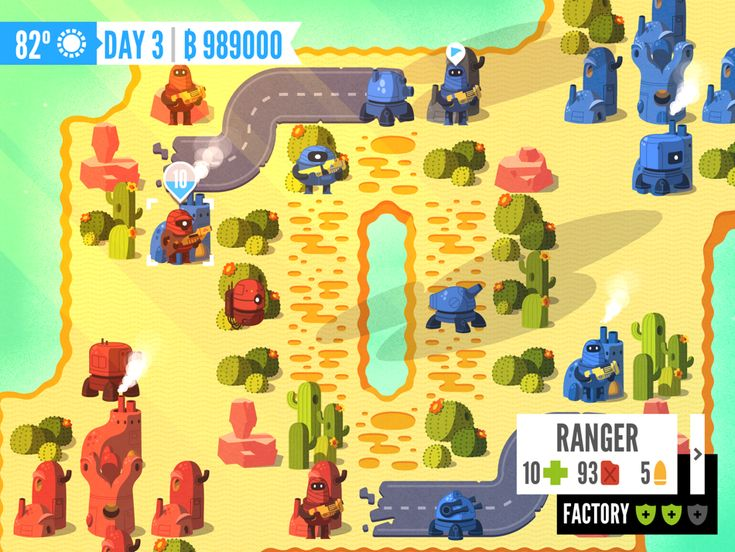 Warbits (Advance Wars clone - coming 2014) - Touch Arcade