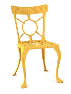Döküm Geniş Sandalye