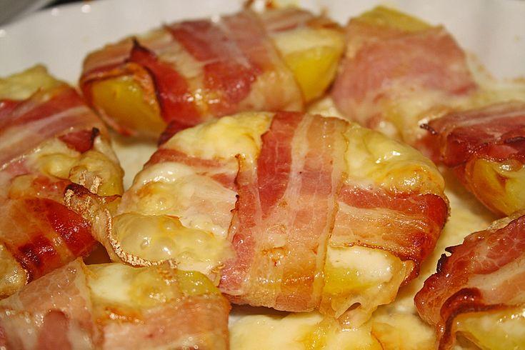 Raclettekartoffeln 1