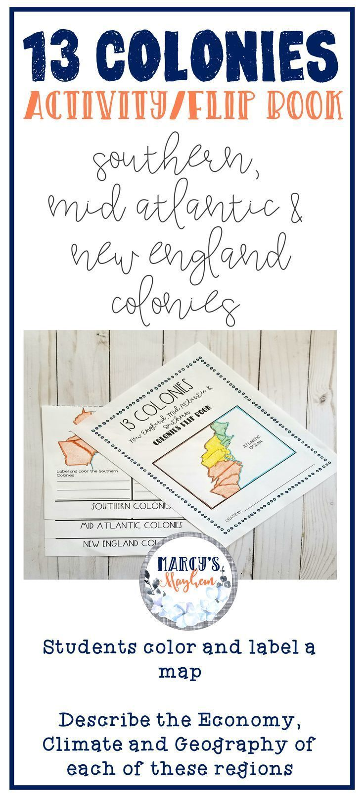 worksheet 13 Colonies Worksheets 25 legjobb a pinteresten kapcsolatban 13 this colonies activities book is great for students learning about new england the mid atlantic and sou