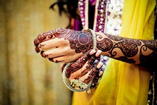 Latest Bridal Mehndi Designs Collection 2015  #MehndiDesigns #CelebrityMehndiDesigns #HennaDesigns #Bridal