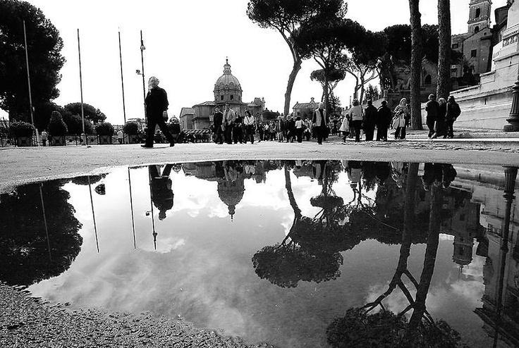 pioggia in città by Patrizio Napolitano @ http://adoroletuefoto.it