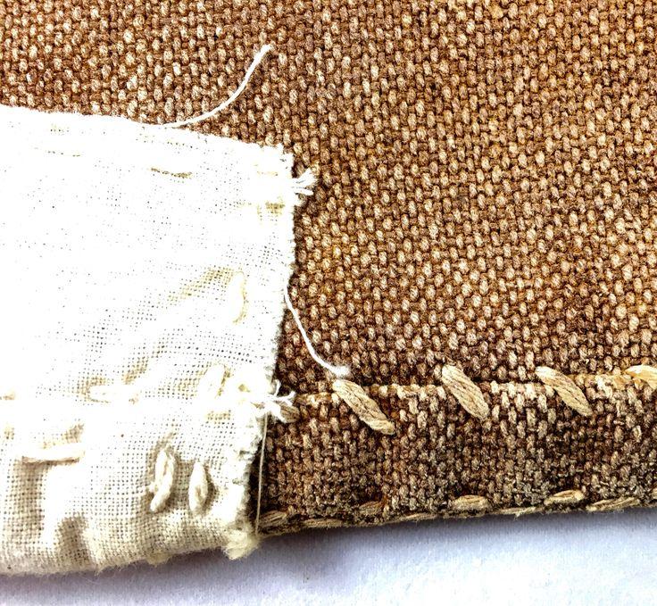 SAKE Bag Collection. The details in the original antique Sakabukuro bagsI ma getting from Japan.