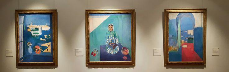 Trittico marocchino Museo Puskin di Mosca.