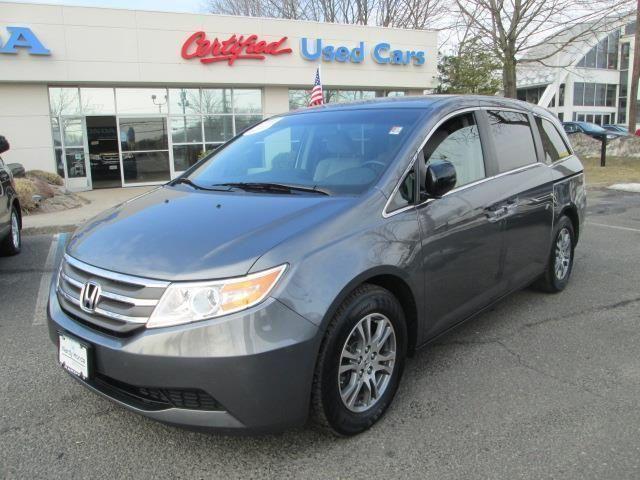2011 Honda Odyssey, 27,815 miles, $22,869.