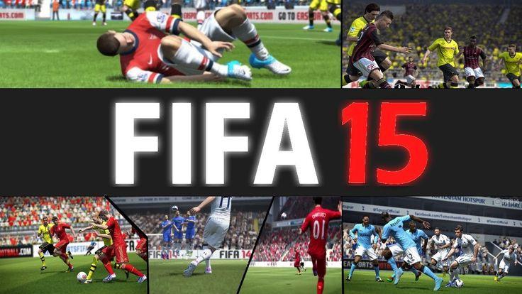 FIFA 15 demo vanaf vandaag verkrijgbaar voor PS3, PS4, Xbox 360, Xbox One en PC