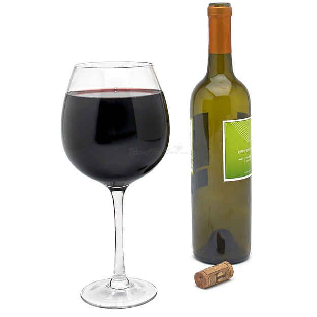 Gigantic Wine Glass