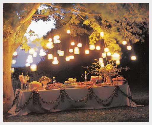 backyard wedding ideas on a budget | Wedding Ideas, Outdoor Wedding Ideas For Fall On A Budget: outdoor ...