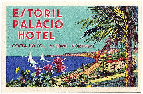 PORTUGAL Estoril, Palacio Hotel