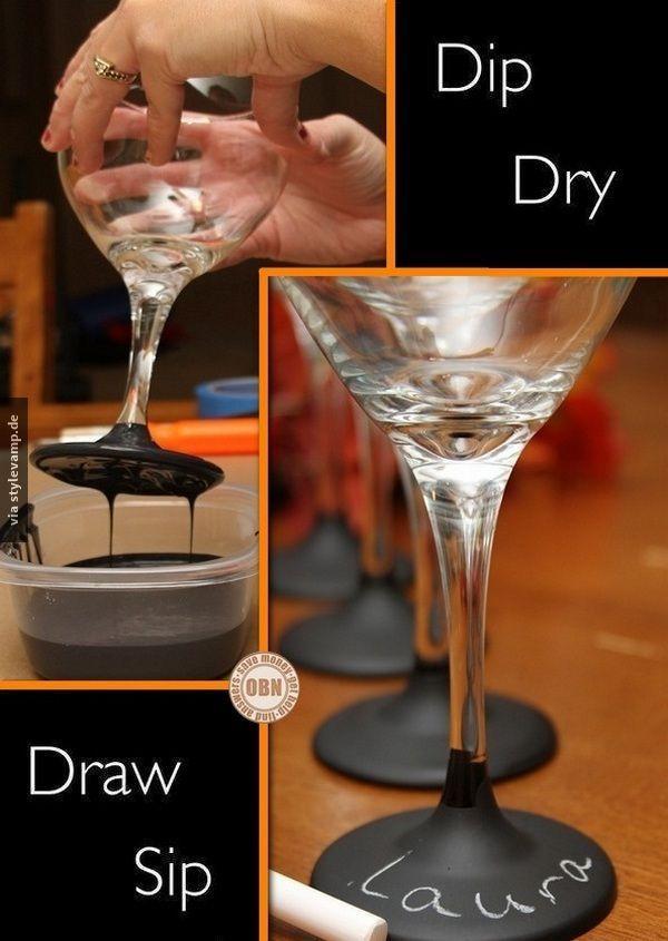 idea for dinner table