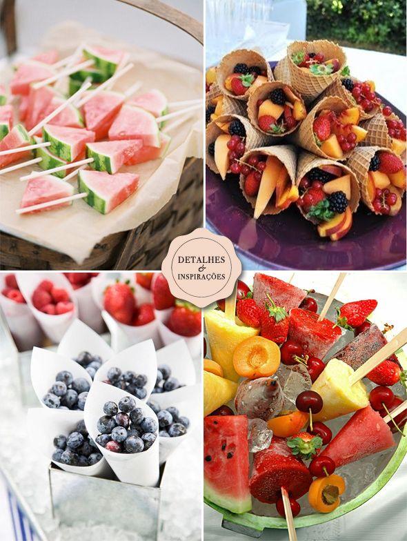 Inspirações   Frutas para refrescar   Les Divas